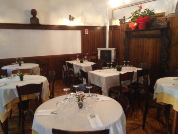 ristorante rustico Trieste