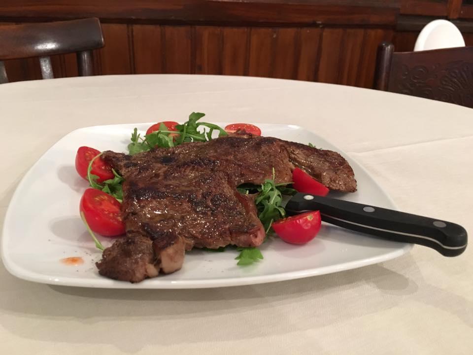 ristorante con cucina casalinga Trieste