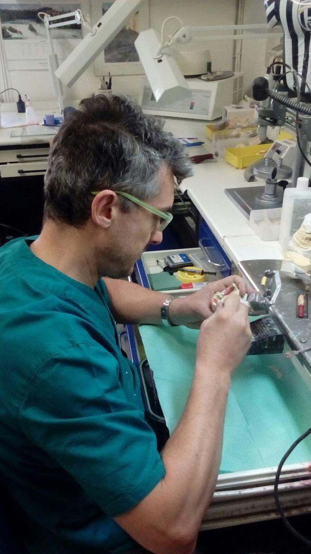 laboratorio odontotecnico Viterbo