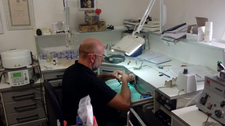 odontotecnico ceramiche dentali Viterbo