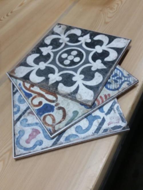 mosaico ceramiche