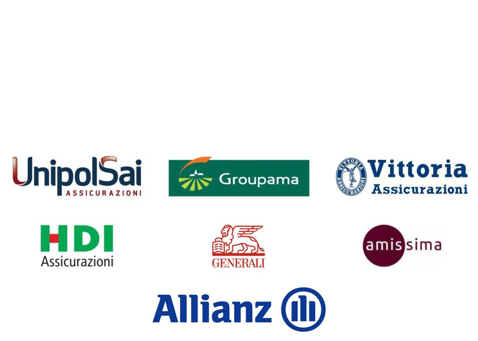 Autocarrozzeria Fusto Salvatore - Multiservice Car Fusto: CONVENZIONE COMPAGNIE ASSICURATIVE
