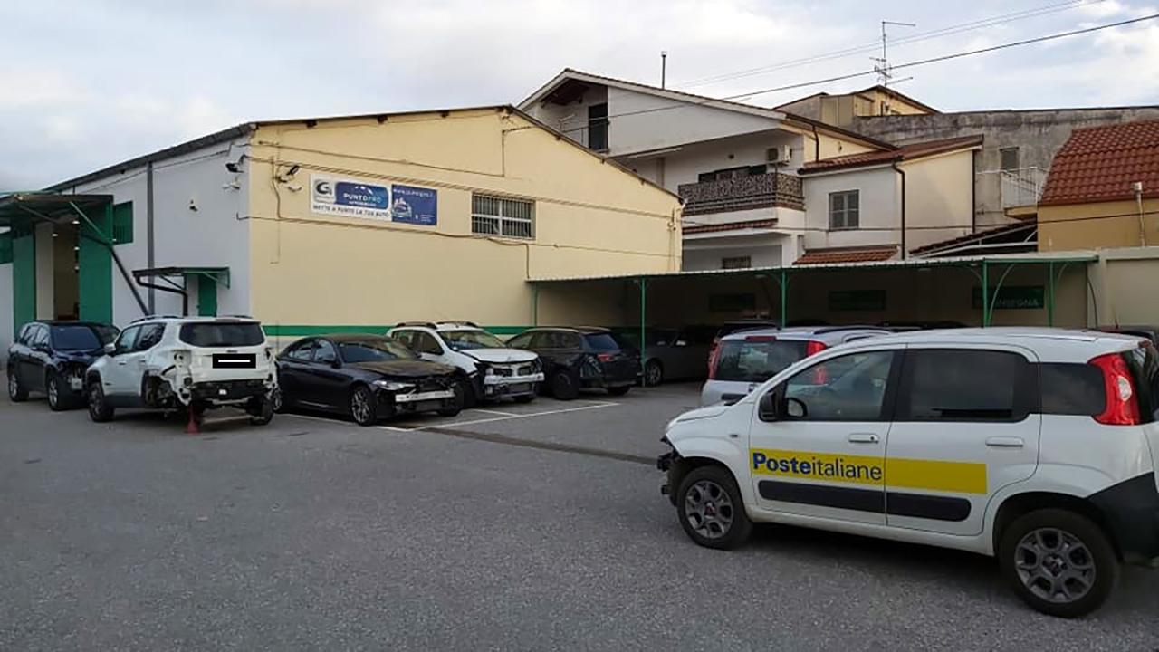 Autocarrozzeria Fusto Salvatore - Multiservice Car Fusto