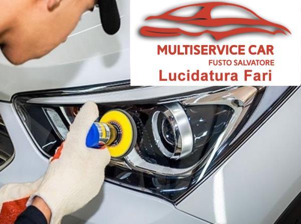Autocarrozzeria Fusto Salvatore - Multiservice Car Fusto: Lucidatura Fari