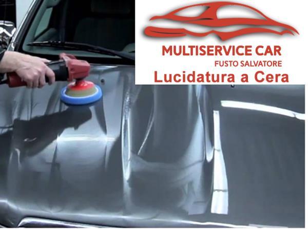 Autocarrozzeria Fusto Salvatore - Multiservice Car Fusto: Lucidatura a Cera