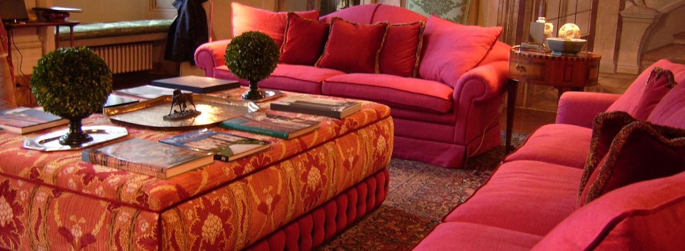 tappezzeria divani e poltrone a Firenze