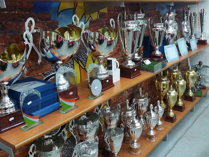 personalizzazione trofei