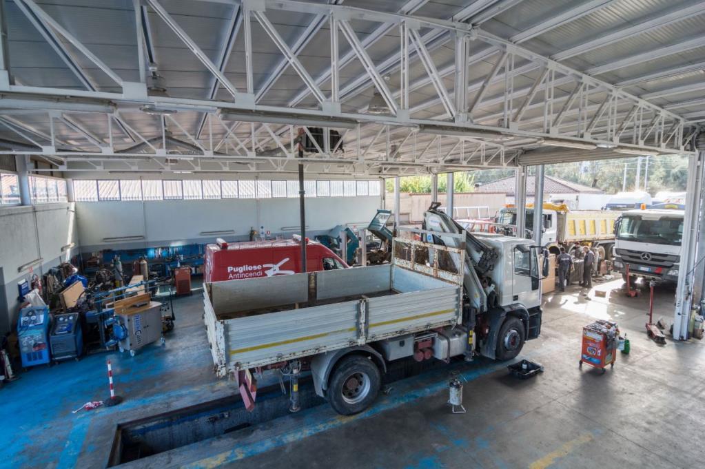 assistenza veicoli industriali Reggio Calabria