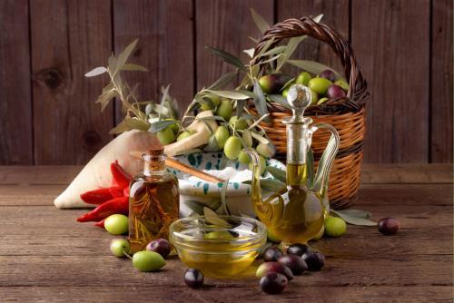 olio di olive di leccino a Boncore-Nardò Lecce
