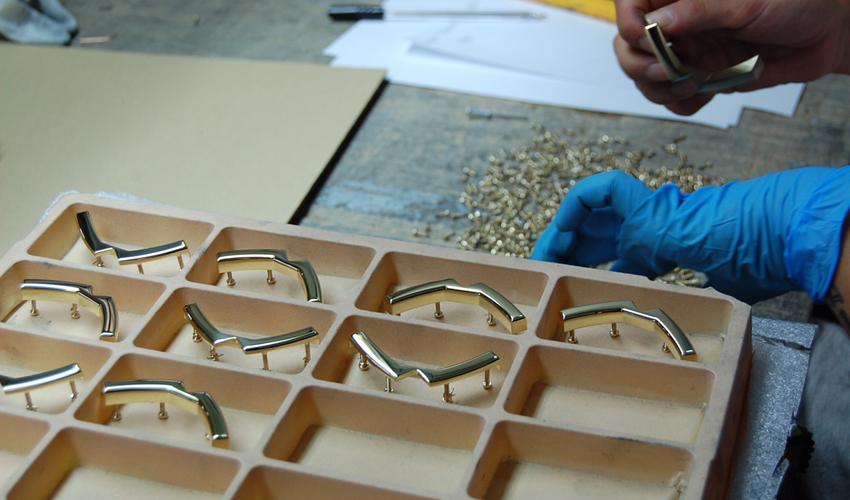 Lucidatura dei metalli e dei preziosi a Terranuova Bracciolini a Arezzo