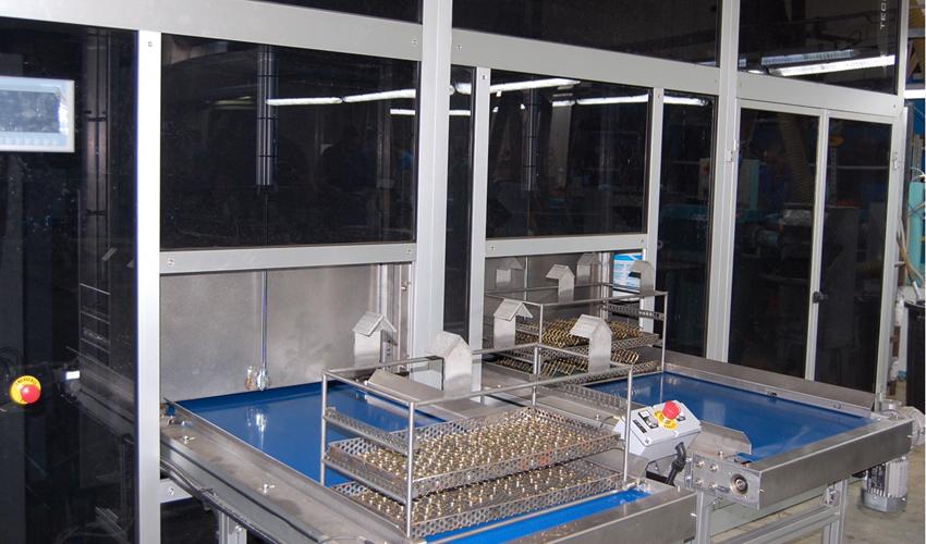 Smerigliatura Metalli a LUX PULIMENTATURA