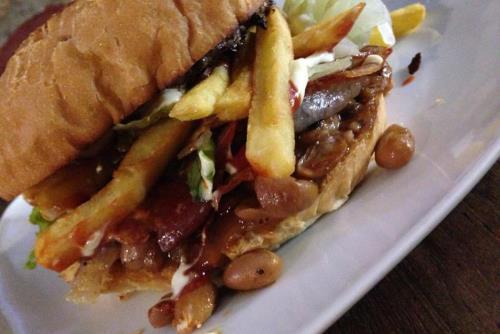 Hamburger  Cava de Tirreni Salerno