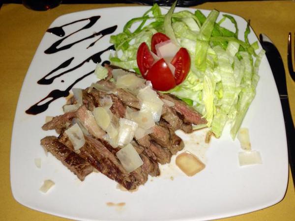 Piatti di carne Cava de Tirreni Salerno