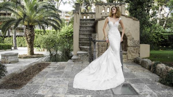 Vestito da sposa a Cirié
