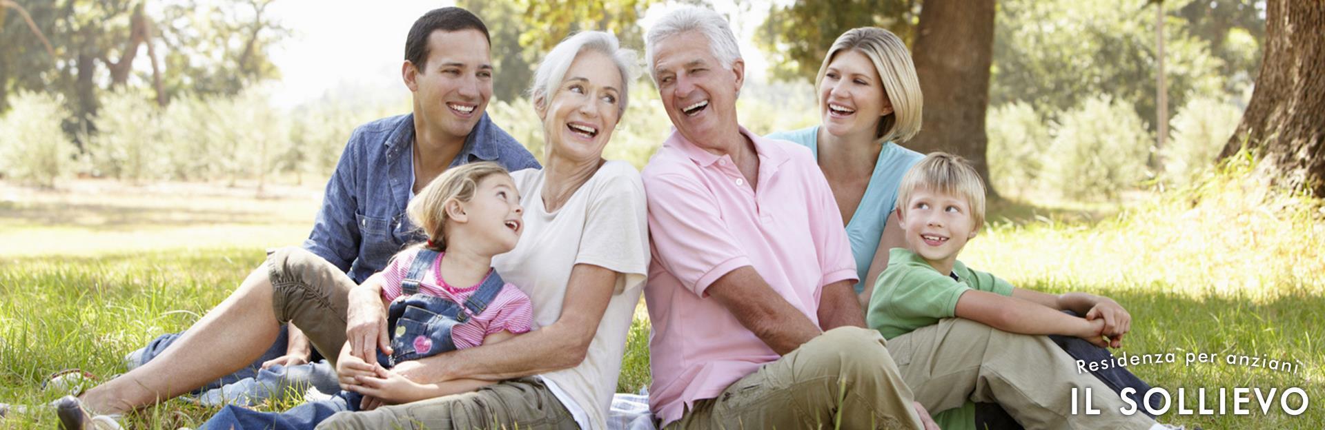 ricovero anziani censena