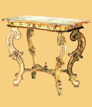 Servizi restauro mobili ed oggetti d'arte