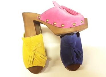 Realizzazione calzature per donna a Capannori Lucca