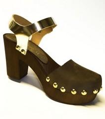 Zoccoli calzature designed a Capannori Lucca