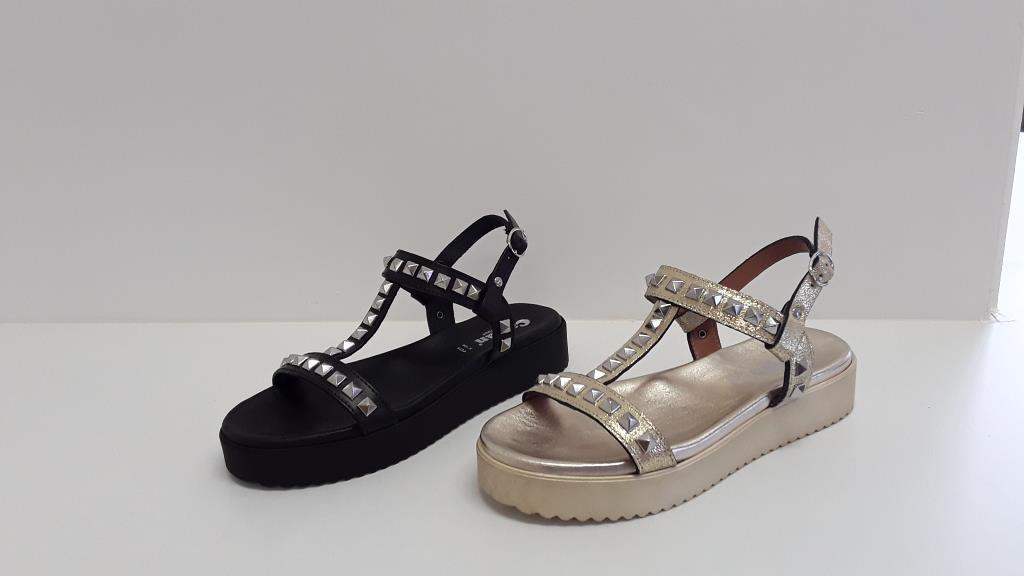 Sandali calzature designed a Capannori Lucca