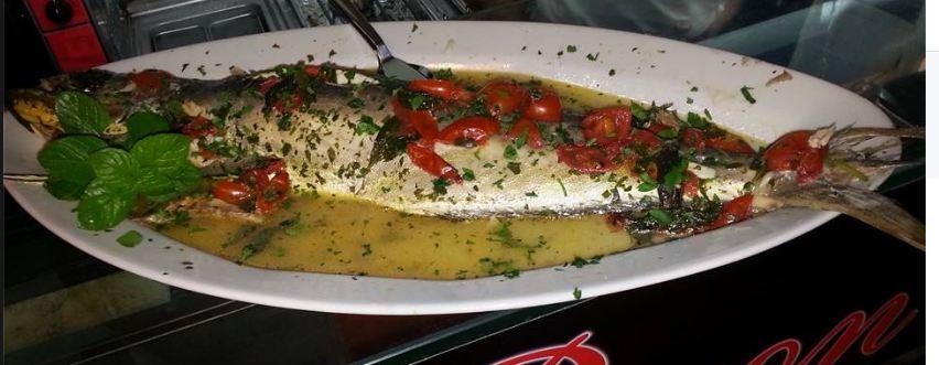 manù di pesce