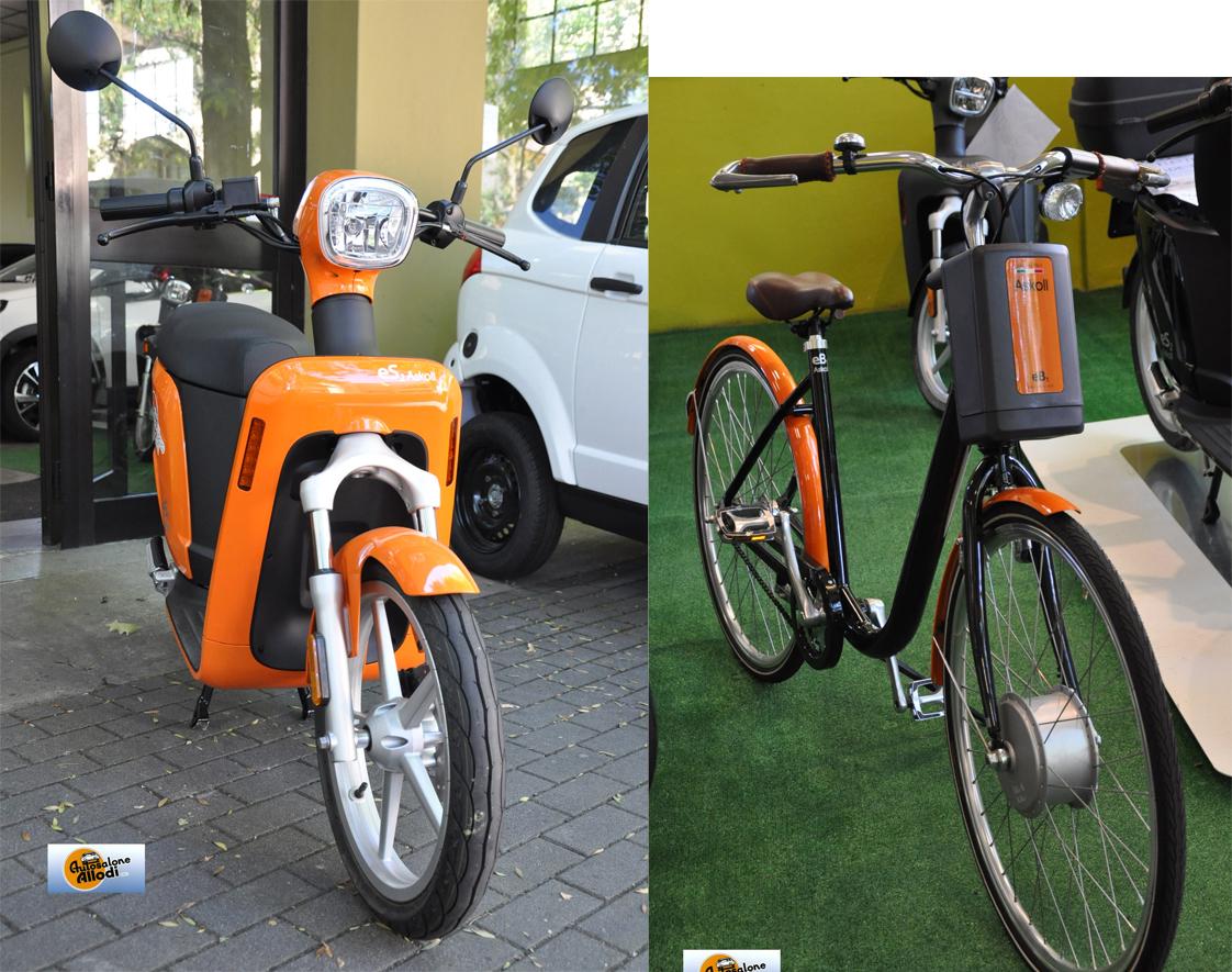 Biciclette e scooter elettrico   a  Sorbolo Parma