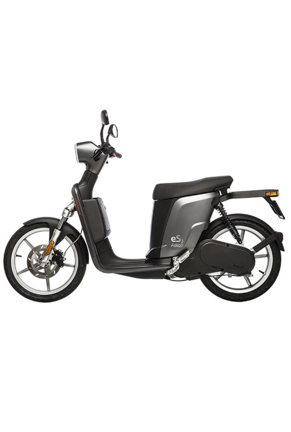 Scooter Ascoll a Sorbolo