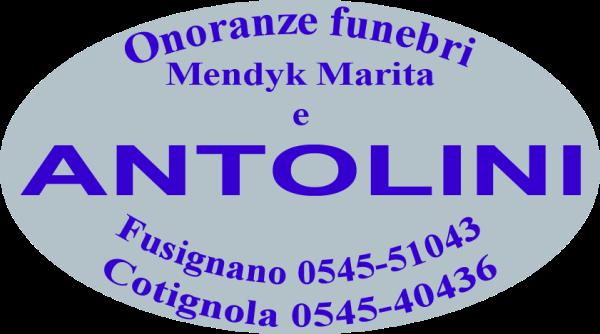 Onoranze Funebri Antolini Fusignano Ravenna