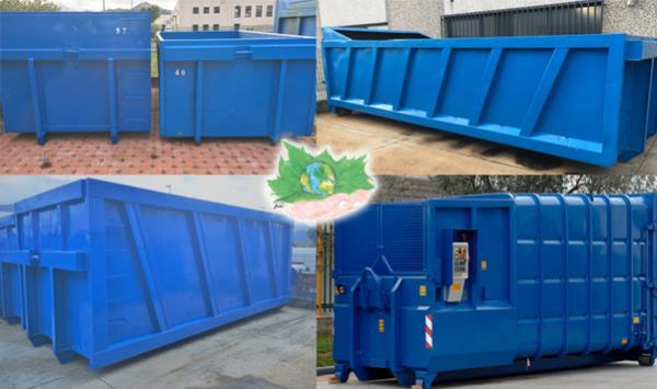 noleggio cassoni rifiuti Bergamo