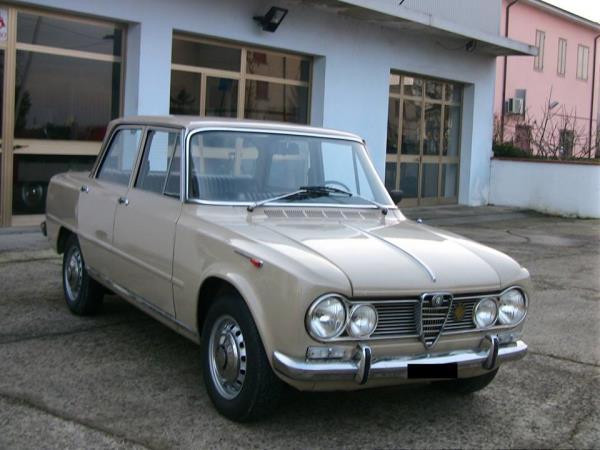 Alfa Romeo Giulia a Bondeno Ferrara