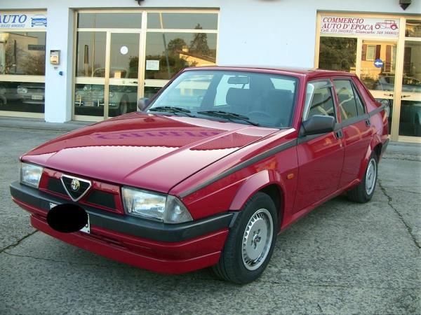 Alfa Romeo  a Bondeno Ferrara