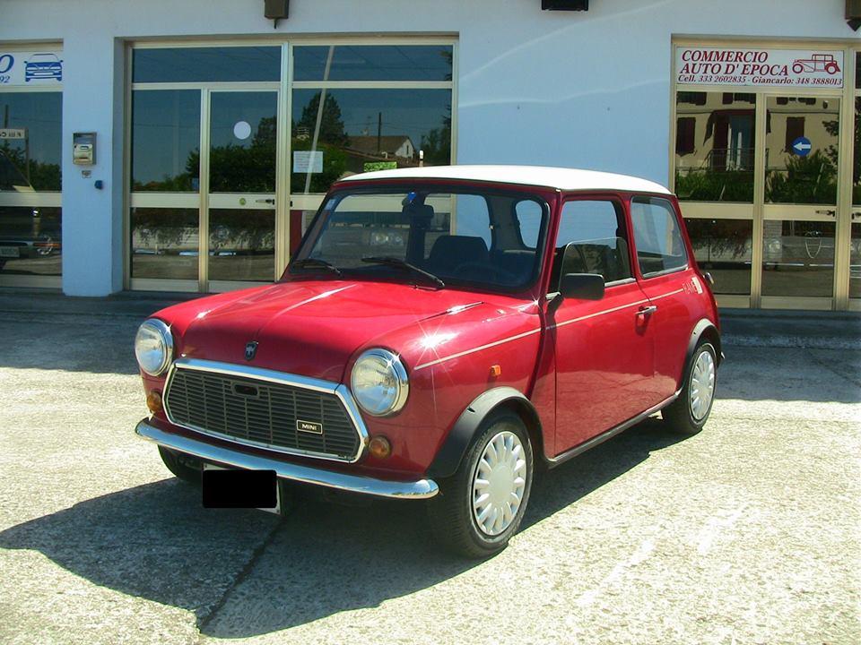 Mini Minor a Bondeno Ferrara