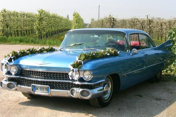 Auto d'epoca a Bondeno Ferrara