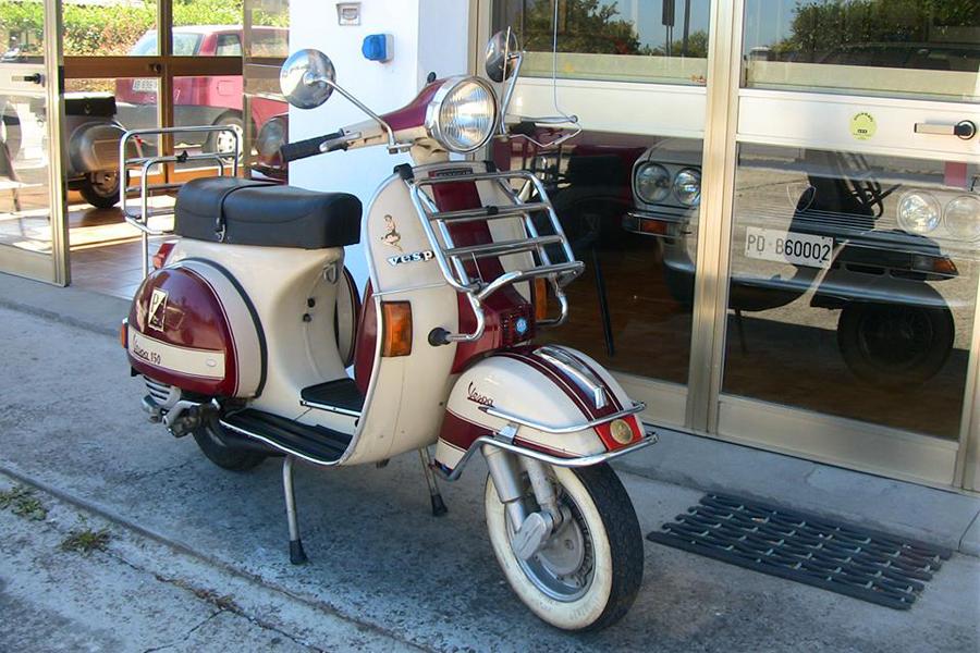 Moto d'epoca Bondeno