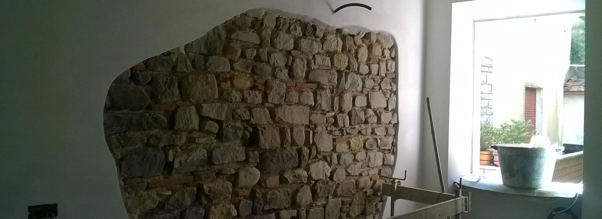 Specchio muro a Lucca