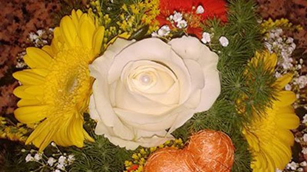 Mazzo di Fiori Il Cjanton Das Roses a Sutrio Udine