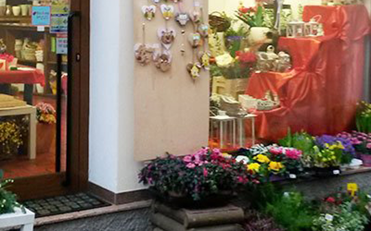 La Fiorista Il Cjanton Das Roses a Sutrio Udine