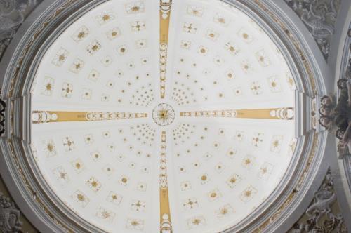 Recupero strutturale di cupole e volte a botte e crociera a Davoli Cosenza