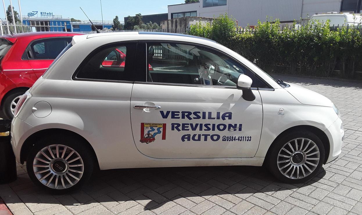 Revisione auto Massarosa Lucca