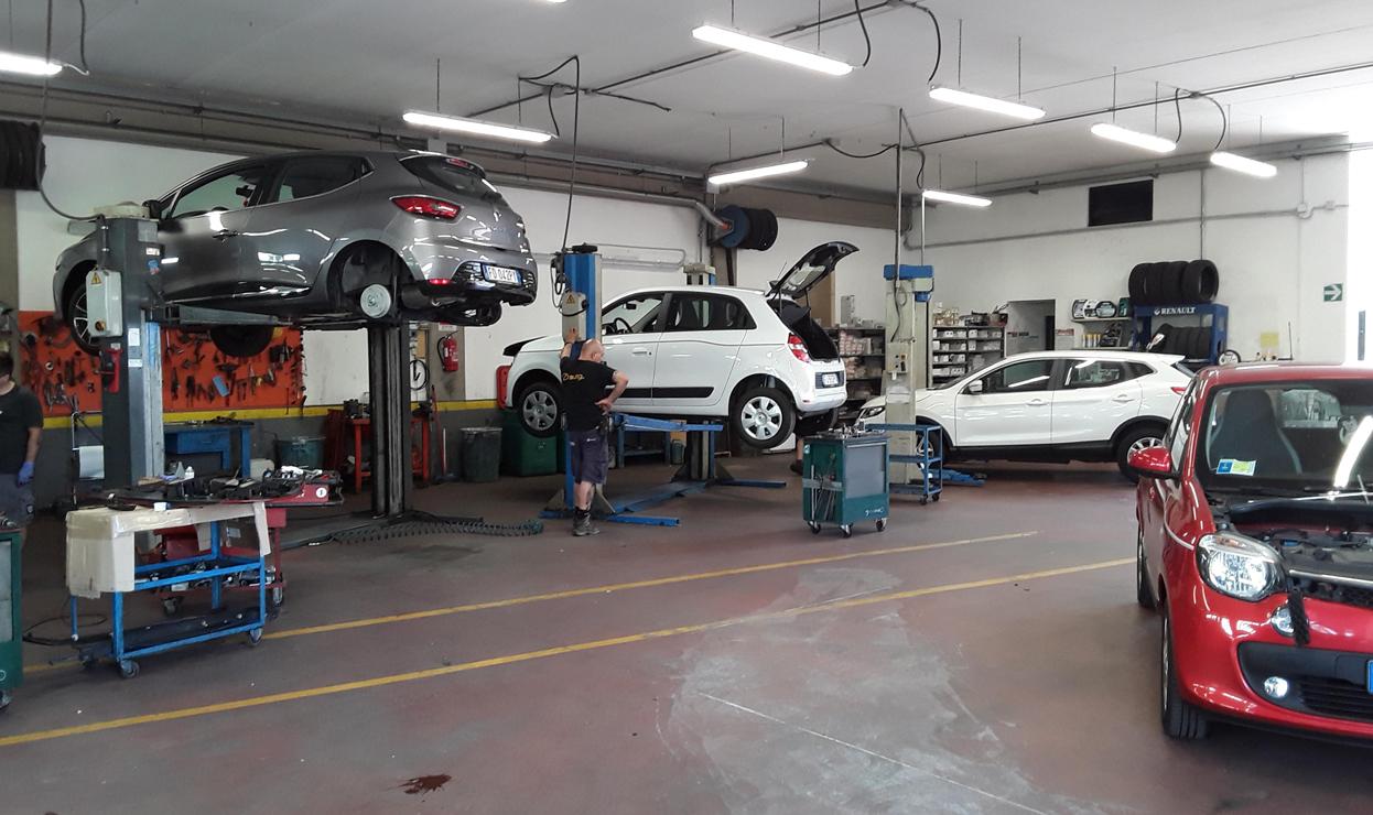 officina soccorso stradale Versilia
