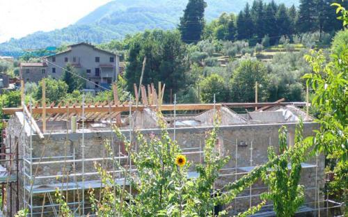 Progettazione e direzione a Borgo a Mozzano Lucca