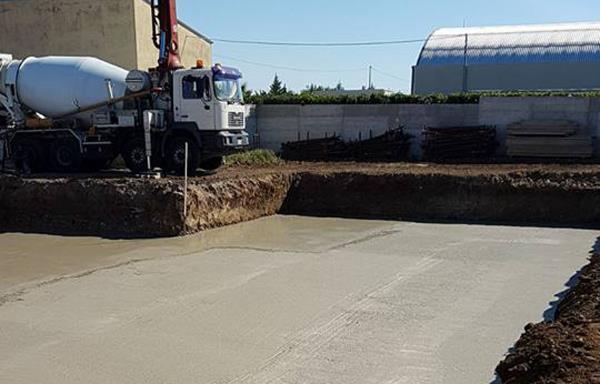 Costruzioni Capannoni Gruppo Carlomagno a Scanzano Jonico Matera