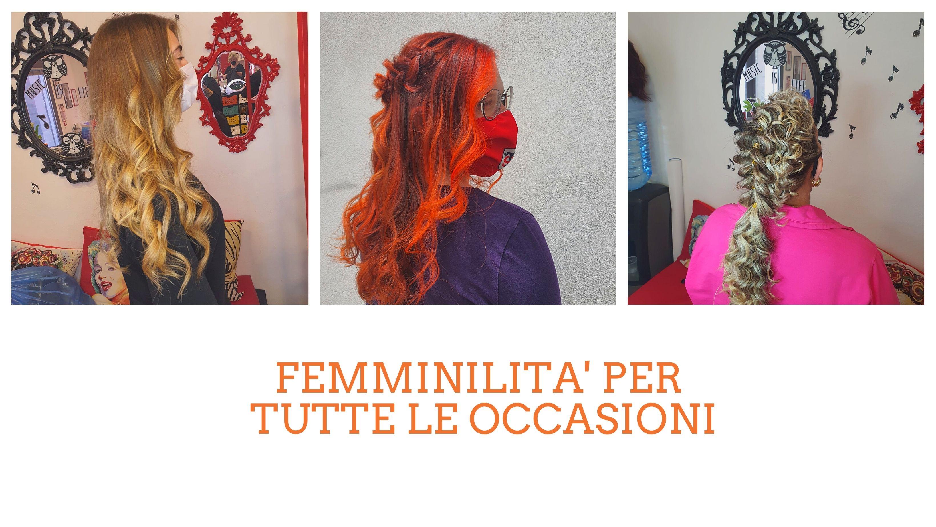 lady vanity parrucchieri - taglio capelli alla moda - colori alla moda