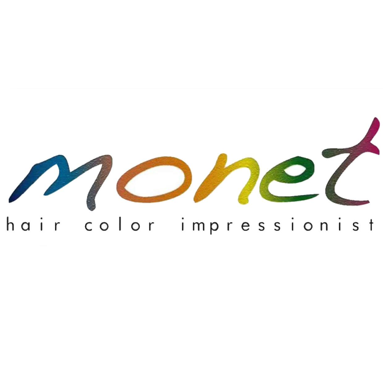 Monet hair Color Impressionist a Comacchio Ferrara
