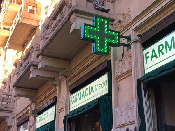 servizi consegna farmaci a domicilio milano