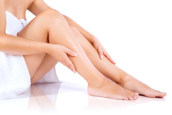 epilazione gambe
