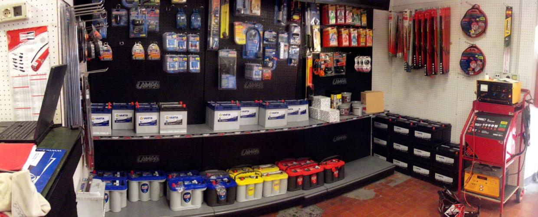 Batterie Discount a Genova