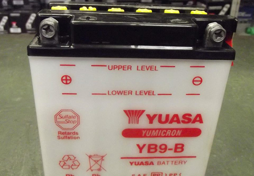 Batterie Acido Libero Yuasa a Genova