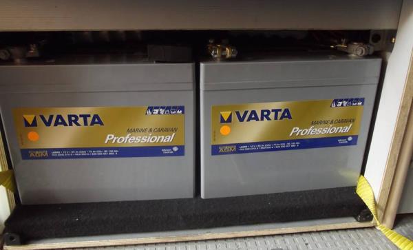 Batterie per Vetture Start Stop Varta a Genova