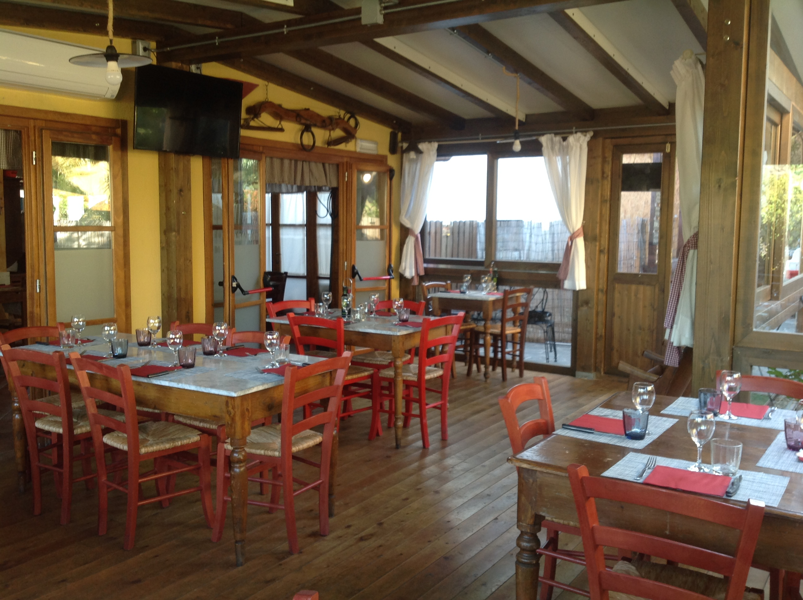 ristorante botteghina gragnone
