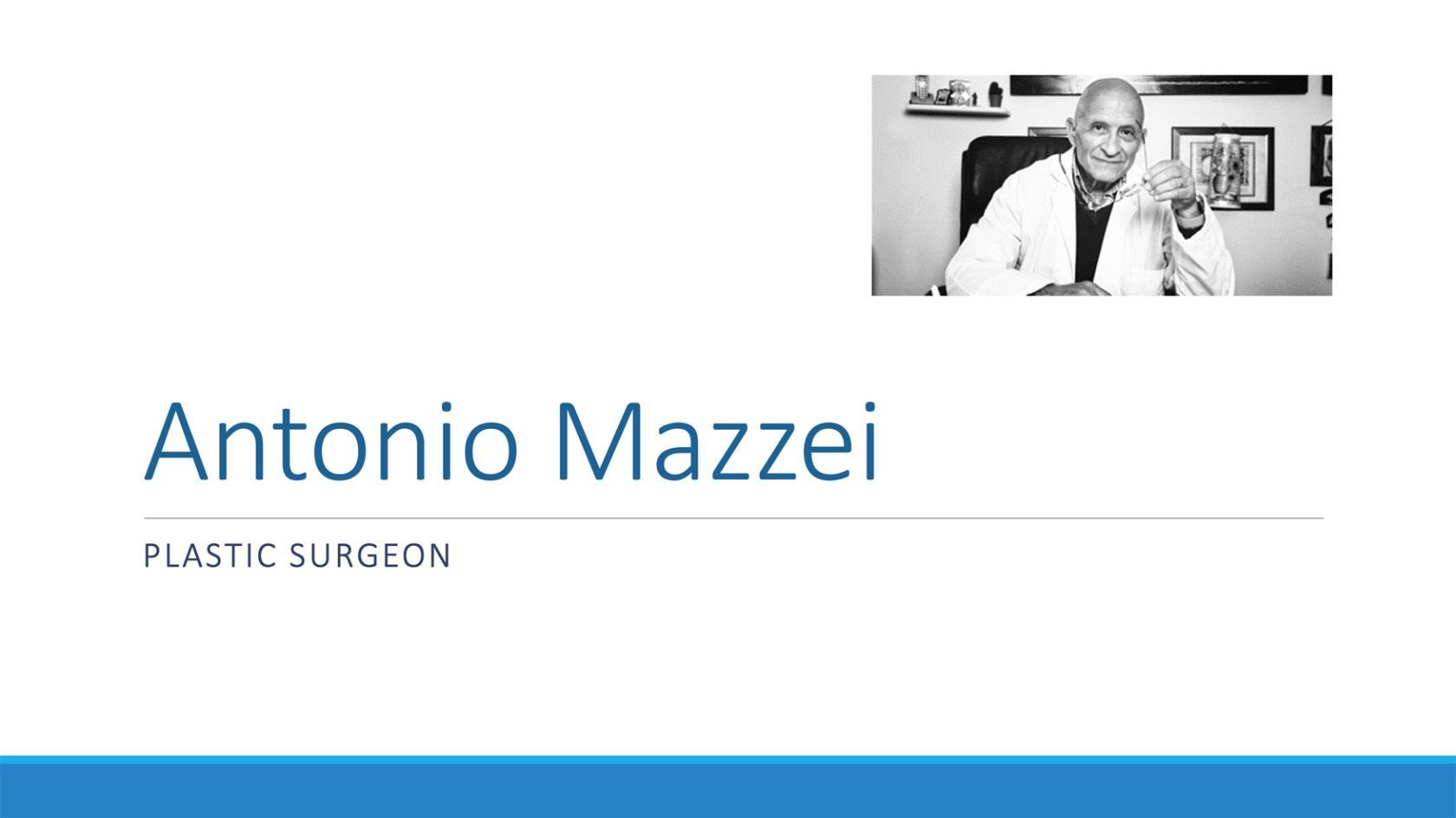 Dr. Antonio Mazzei a Taranto